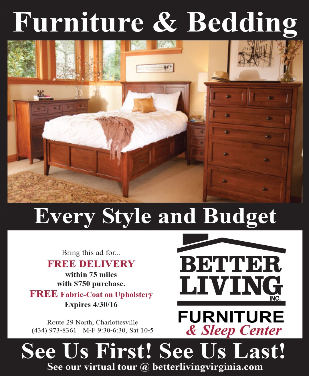 Better Living Furniture